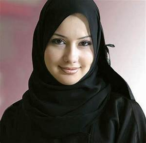 Pictures Get: Cute Arabian girls in Black wearing