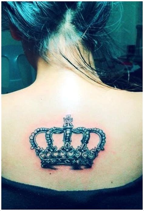 crown tattoo ideas  love pretty designs