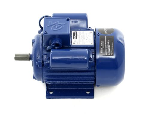 Motor Electric Monofazat Romanesc by Motor Electric Monofazic 1 5 Kw 1400 Rpm 230v Kd1801