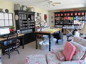 Erika's Chiquis: Sewing Room Inspiration