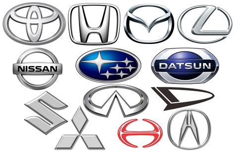 siege auti marque de voiture japonaise les marques de voitures
