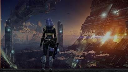 Deviantart Tali Without Mass Effect Zorah Universe