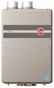 Condensing Tankless Gas Water Heaters