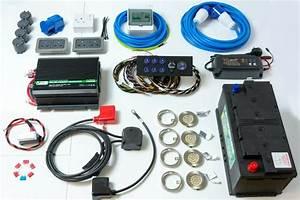 Complete Camper Van Electrical 12v  U0026 240v Wiring