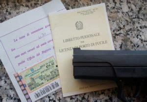 Certificato Medico Asl Per Porto D Armi by Occorre Il Certificato Medico Per La Detenzione D Armi