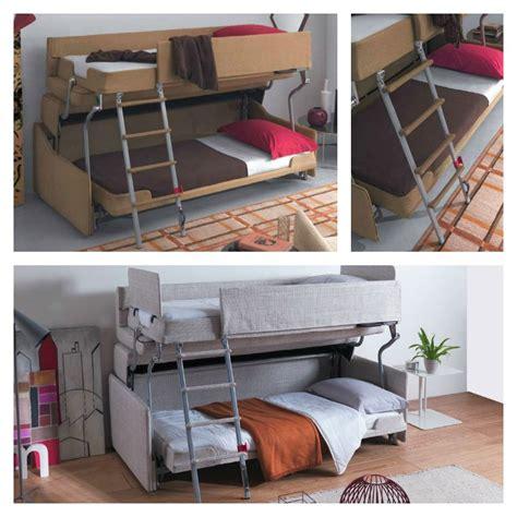 canapé pliable lit lit gain de place et meubles pour aménagement petit espace