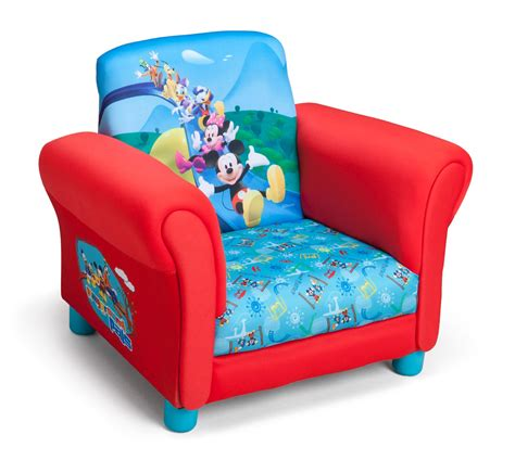 Sofa Chair For Toddler by Delta Children Tc85692mm Club Upholstered Chair