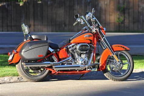 Harley Davidsons by 2011 Harley Davidson Flstse Cvo Softail Convertible Moto