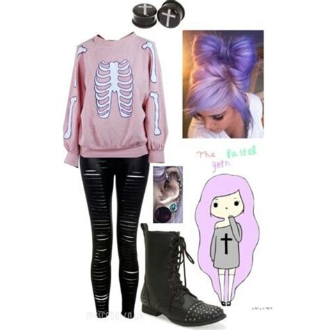 Pastel goth clothes | pastel | Pinterest | Pastel Kawaii and My hair