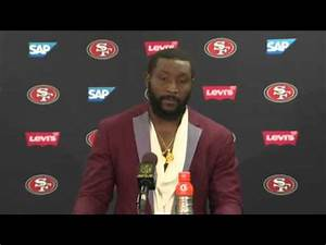 49ers Vs Steelers | Postgame Press Conference | NaVorro ...