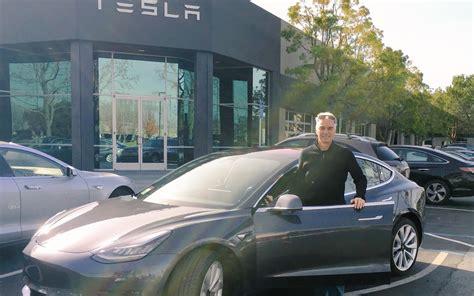 Tesla Model 3 Deliveries Begin In Silicon Valley
