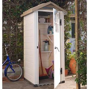 petit abri de jardin resine pvc 067 m2 ep 22 mm evo 80 With petit abri de jardin