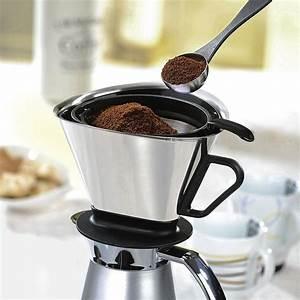 Kaffee Dauerfilter Edelstahl : perfekter kaffeegenuss edelstahl dauerfilter hagen grote shop ~ Orissabook.com Haus und Dekorationen