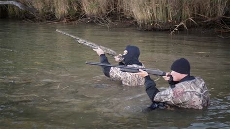Neoprene Duck Boat Jacket by Predator Gear Drysuit For The Committed Waterfowler