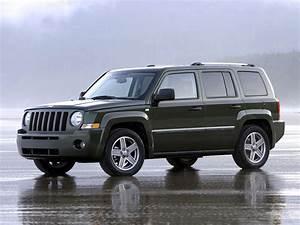 Jeep Patriot 2007  Precios  Motores  Equipamientos