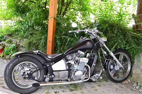 Chopper & Cruiser Motorrad Motorcycles Honda Cm