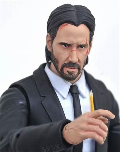 John Dog Action Figure Wick Figures Toys