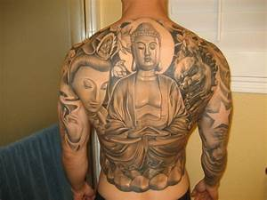 32 Reverent Buddha Tattoo Artworks - CreativeFan