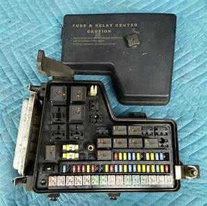 Sell 04 05 Dodge Ram 1500 Tipm Fuse Box Relay Unit Power
