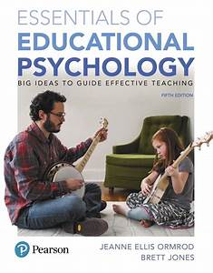 Solution Manual For Essentials Of Educational Psychology