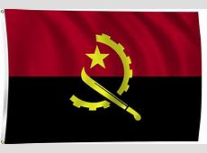 Flag of Angola, 2011 ClipPix ETC Educational Photos for