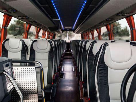 alquiler de autobuses gran lujo autocares cubero