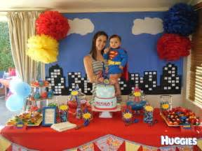 paper fan backdrop 1000 ideas about superman party on superman