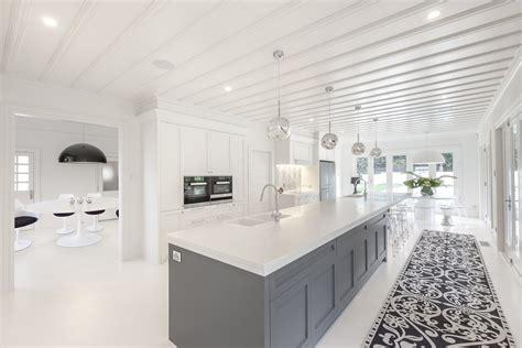 corian kitchens seamless corian benchtop brings style to matamata kitchen
