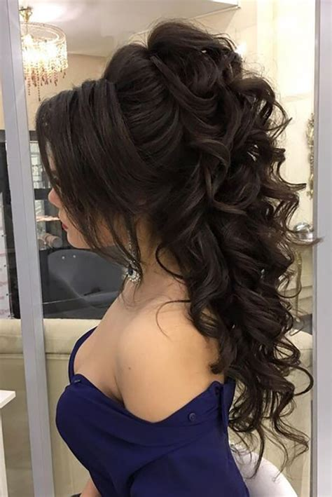 36 Wedding Hairstyles 2019 Ideas Formal hairstyles for
