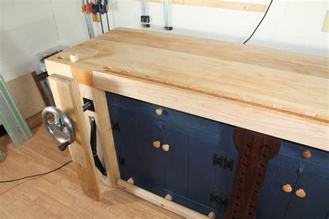 benchcrafted shaker workbench  carterr