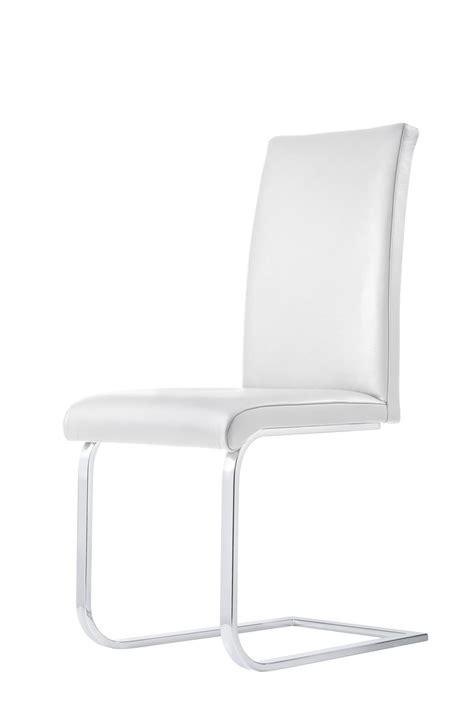 4 pieds 4 chaises chaise lofty m lot de 4 chaises design cuir ou tissu
