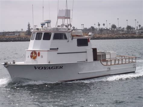 Fishing Boat Voyager by Voyager Sportfishing San Diego Ca