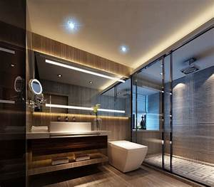 Contemporary bathroom design Download 3D House