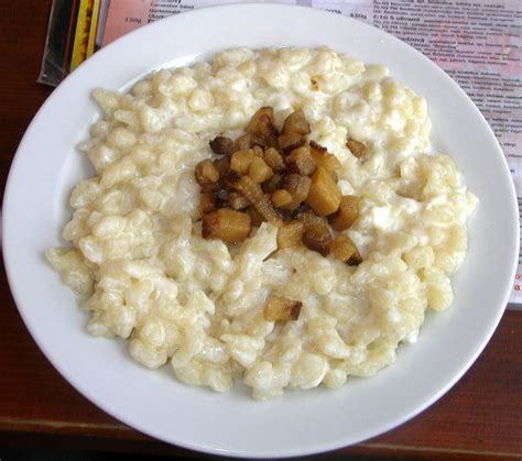 cuisine wiki slovak cuisine