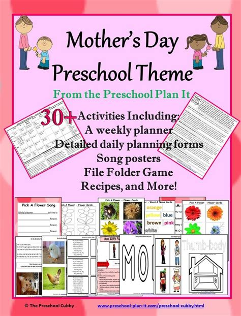 15 best images about mothers day preschool theme on 138 | c2eb030f469bd54079974c2cddceca8d