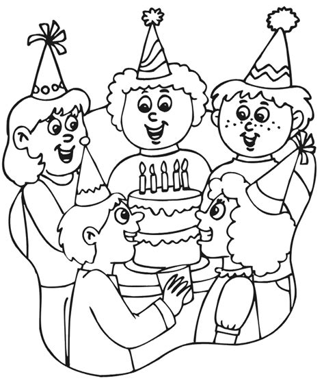 family coloring pages getcoloringpagescom