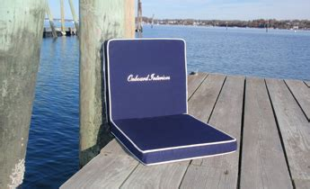 Boat Bow Lounger Cushions by Onboard Interiors