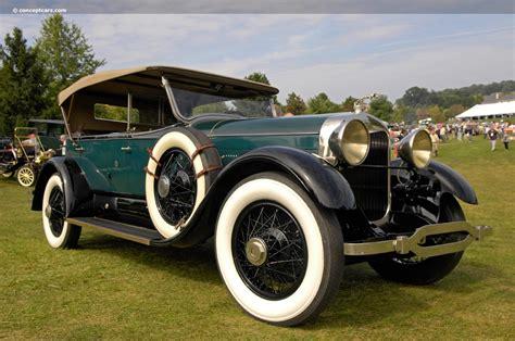 1927 Lincoln Model L Image