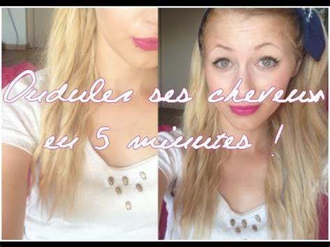 Appareil Pour Onduler Les Cheveux Onduler Ses Cheveux En 5 Min