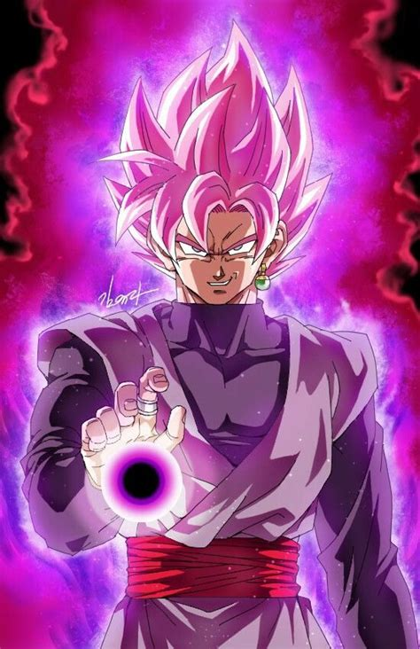 goku black dragon ball super manga anime dragon ball
