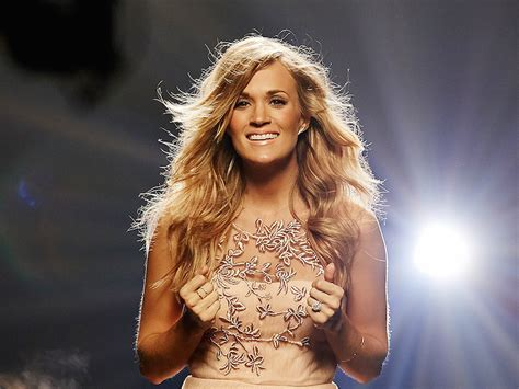 Carrie Underwood Something in the Water Video : People.com