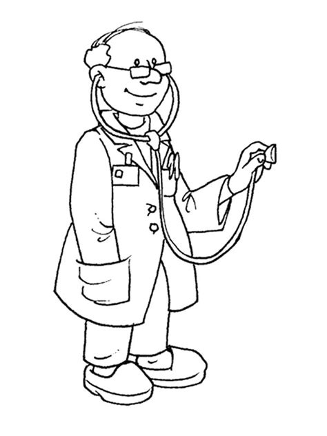n com 68 coloring pages of professions