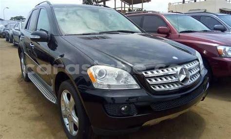 acheter occasion voiture mercedesbenz mlclass noir