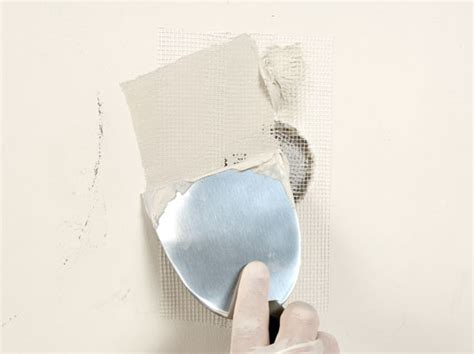 fix small holes  drywall   patch dummies