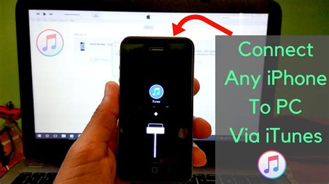 how to to iphone how to connect any iphone 4 4s 5 5s to pc via itunes