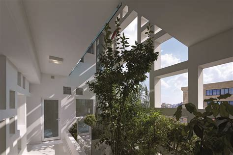 tower  white walls ateliers jean nouvel