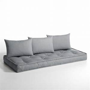 Coussin Canape Exterieur : coussin assise canape ~ Teatrodelosmanantiales.com Idées de Décoration