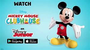 Get Mickey Mouse Clubhouse on iTunes and Google Play ...