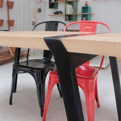 idees deco de treteaux pour creer une table ou  bureau