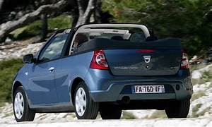 Petite Dacia : une version cabriolet pour la dacia sandero blog ~ Gottalentnigeria.com Avis de Voitures